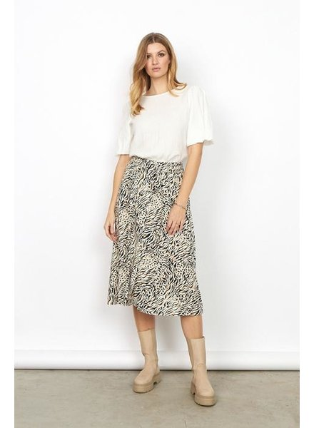 Soya Concept Tiger Trouble Skirt