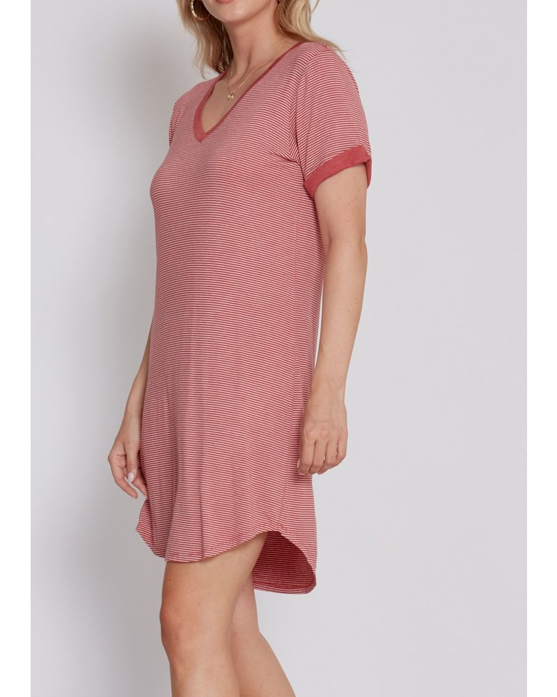 Christina Wild Rose Dress