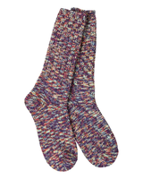 World's Softest Weekend Crew Sedona Socks