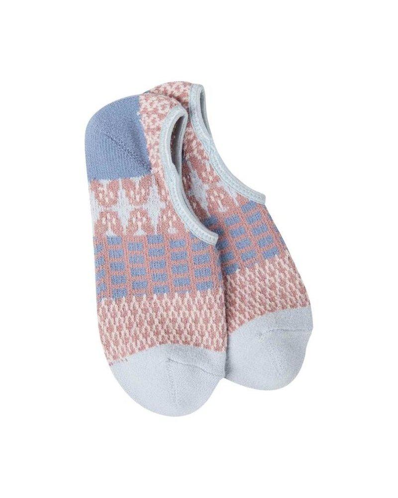 World's Softest Gallery Footsie Socks