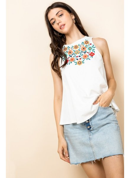 THML Clothing Garden Party Top
