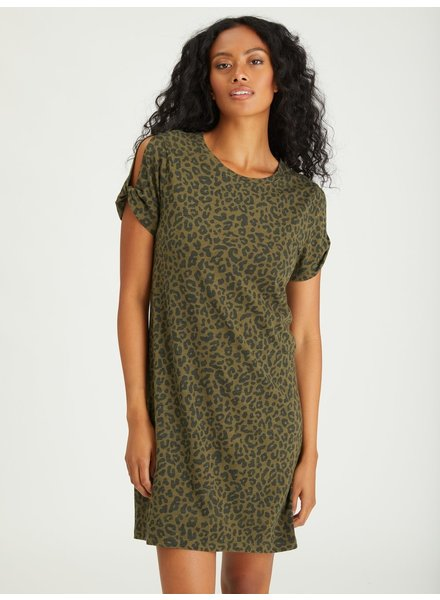 Sanctuary So Twisted Tee Dress