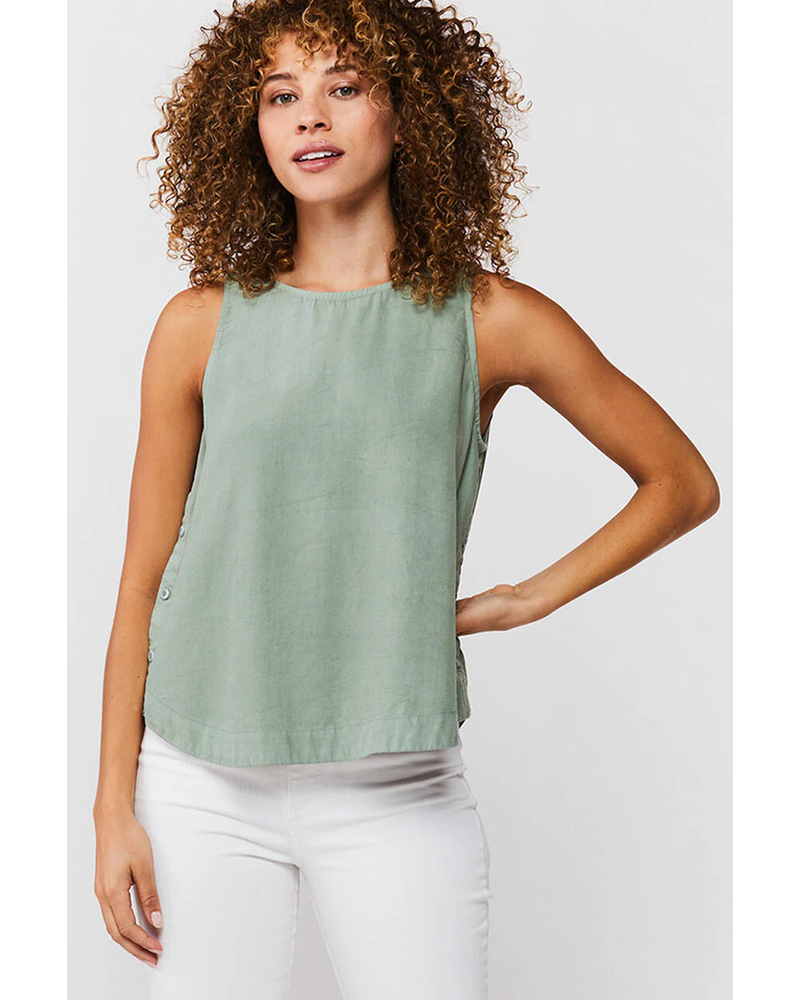 Lily Pad Button Tank