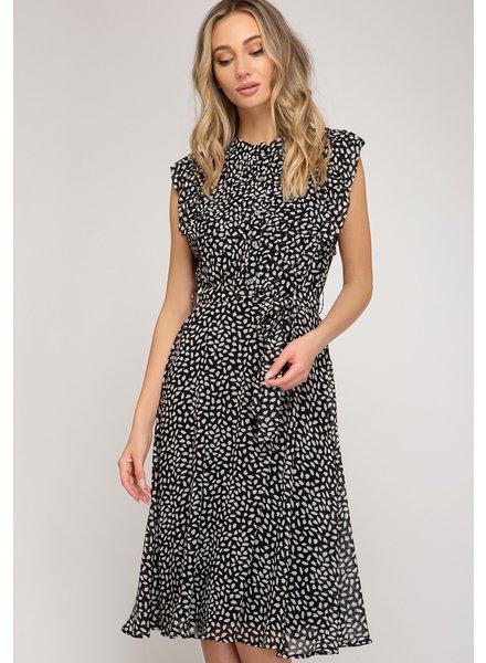 Eventide Ruffle Dress