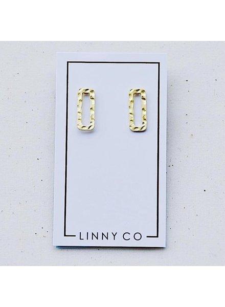 Linny Co Emily Pressed Earrings