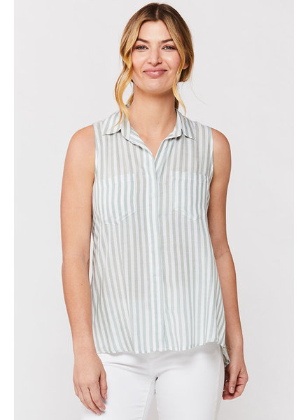 Serenity Stripe Blouse