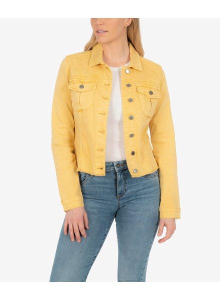 KUT From The Kloth Kara Jacket Mustard