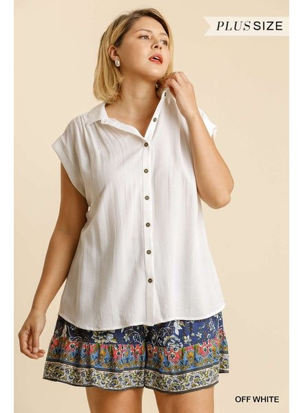 Umgee Double Time Blouse