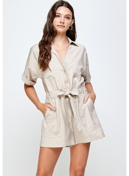 On A Quest Romper