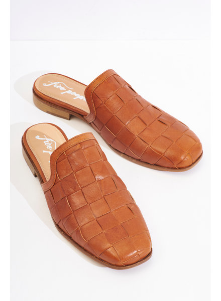 Free People Footwear Maya Woven Mule