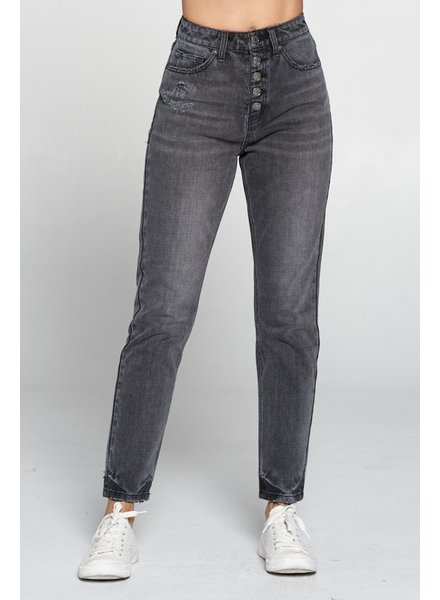 Country Mile Mom Jeans