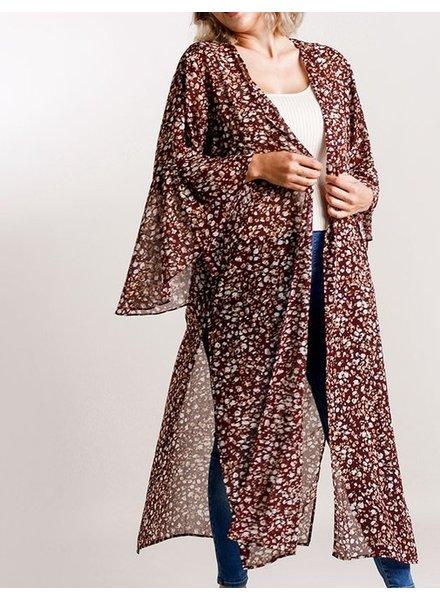 Umgee Stay Wild Kimono