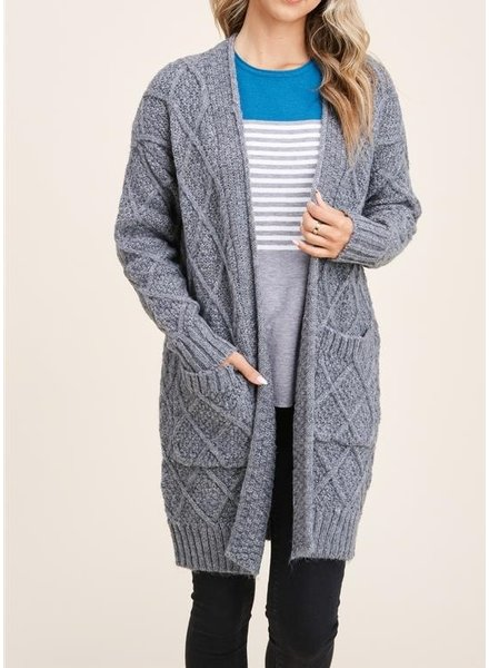 Down To The Wire Cardigan