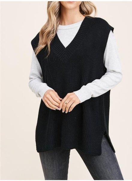 Refuse To Lose Sweater Vest