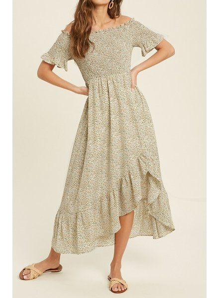 Bring The Outdoors In Dress