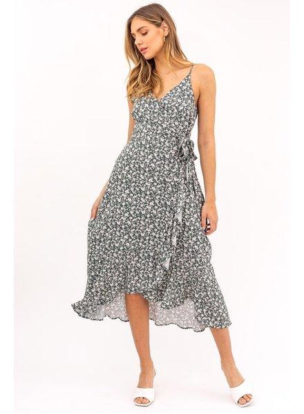 Gilli Hot Shot Midi Dress