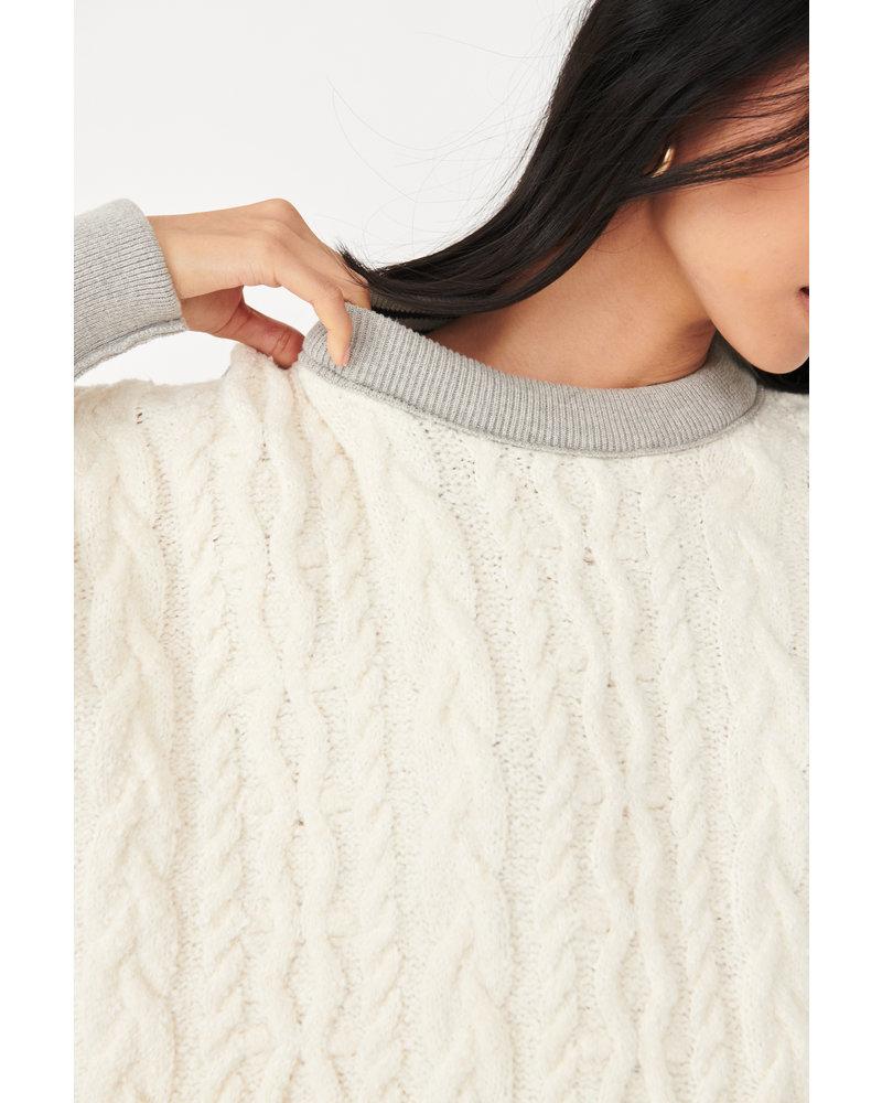 Free People Olympia Tunic Sweater