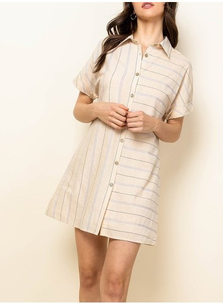 THML Clothing Cute In Every Way Dress