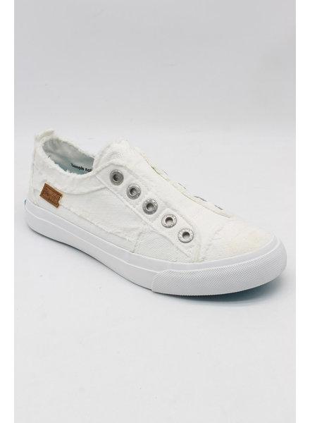 White Smoke Sneaker