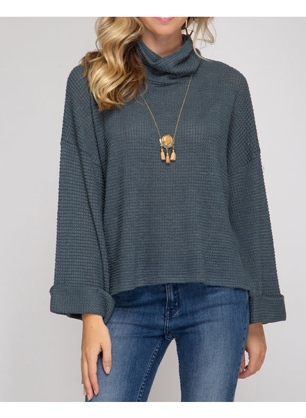 Thaw Thermal Turtle Sweater
