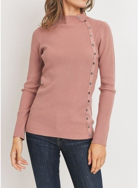 Patch Things Up Pullover
