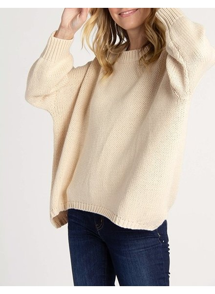 Over The Top Sweater