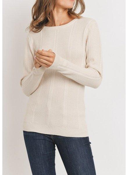 A Good Sign Sweater