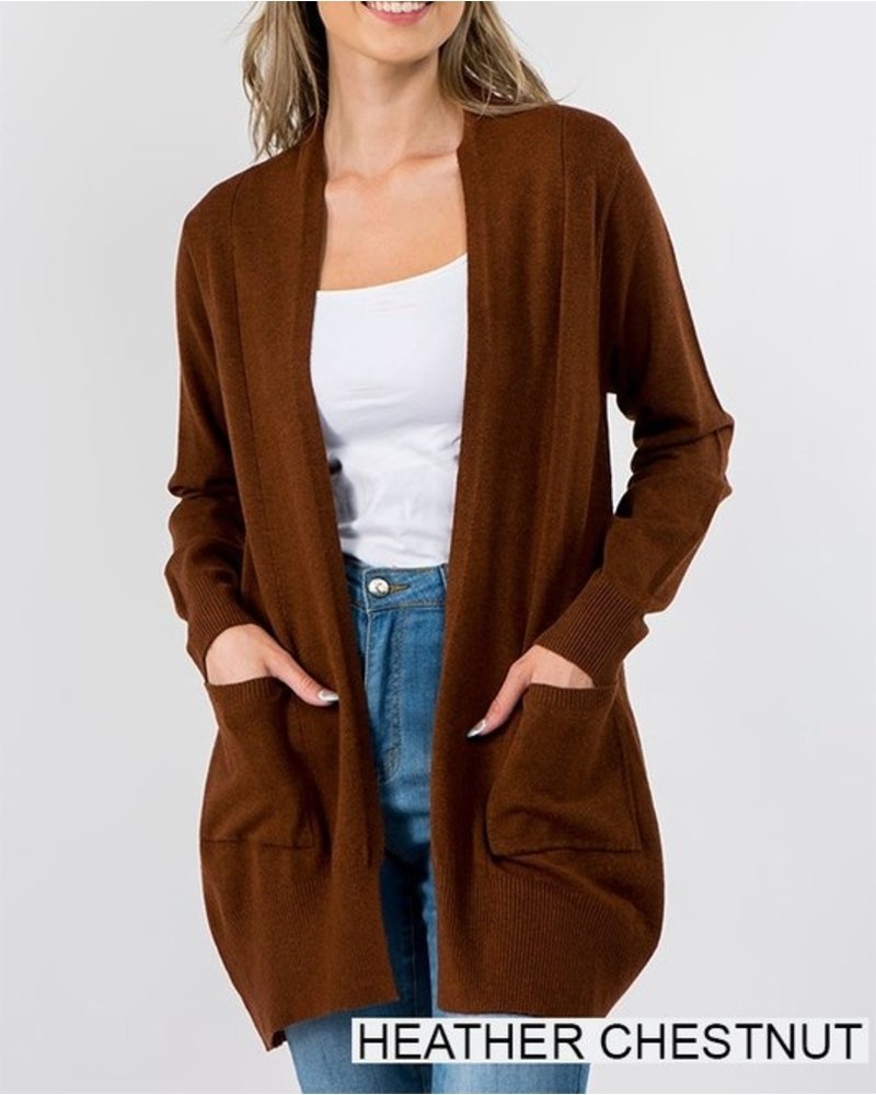 Head For The Chills Cardigan