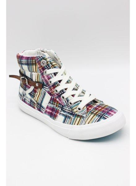 Ivy League Hi-Top Sneaker