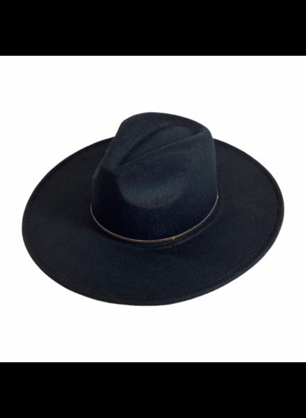 Herringbone Chain Rancher Hat