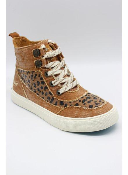 Upland Cheetah Hi-Top Sneaker