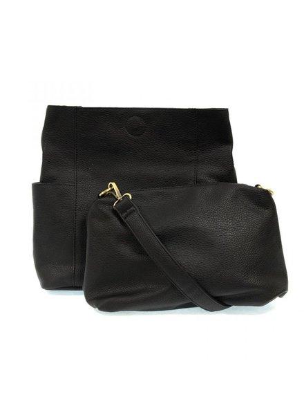 Kayleigh Side Pocket Bucket Bag
