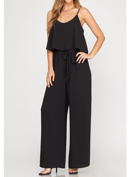 Go Far And Wide Jumpsuit