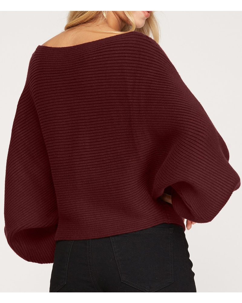 Wine About It Sweater