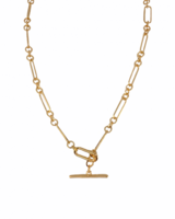 Toggle Link Necklace
