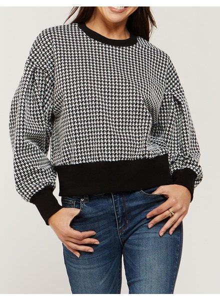 Roma Crop Pullover