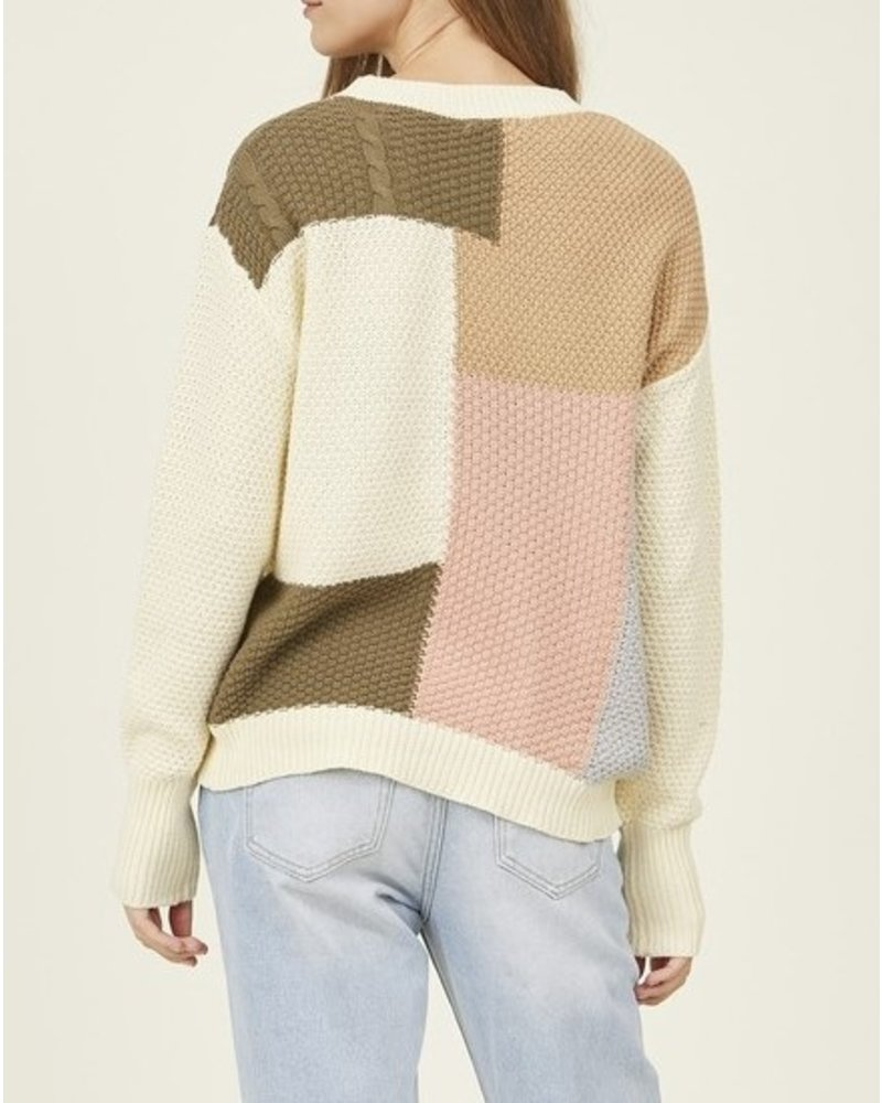 Thaw-Dropping Sweater