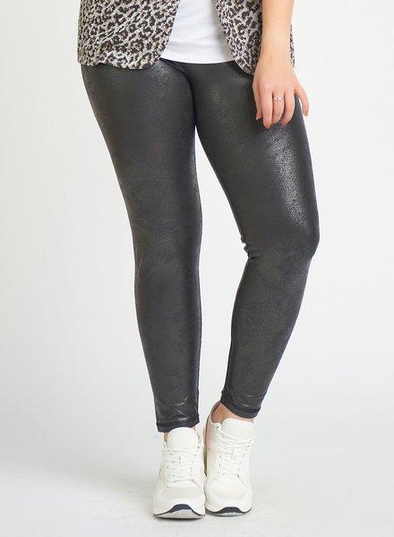 Dex Crackle Leather Legging +