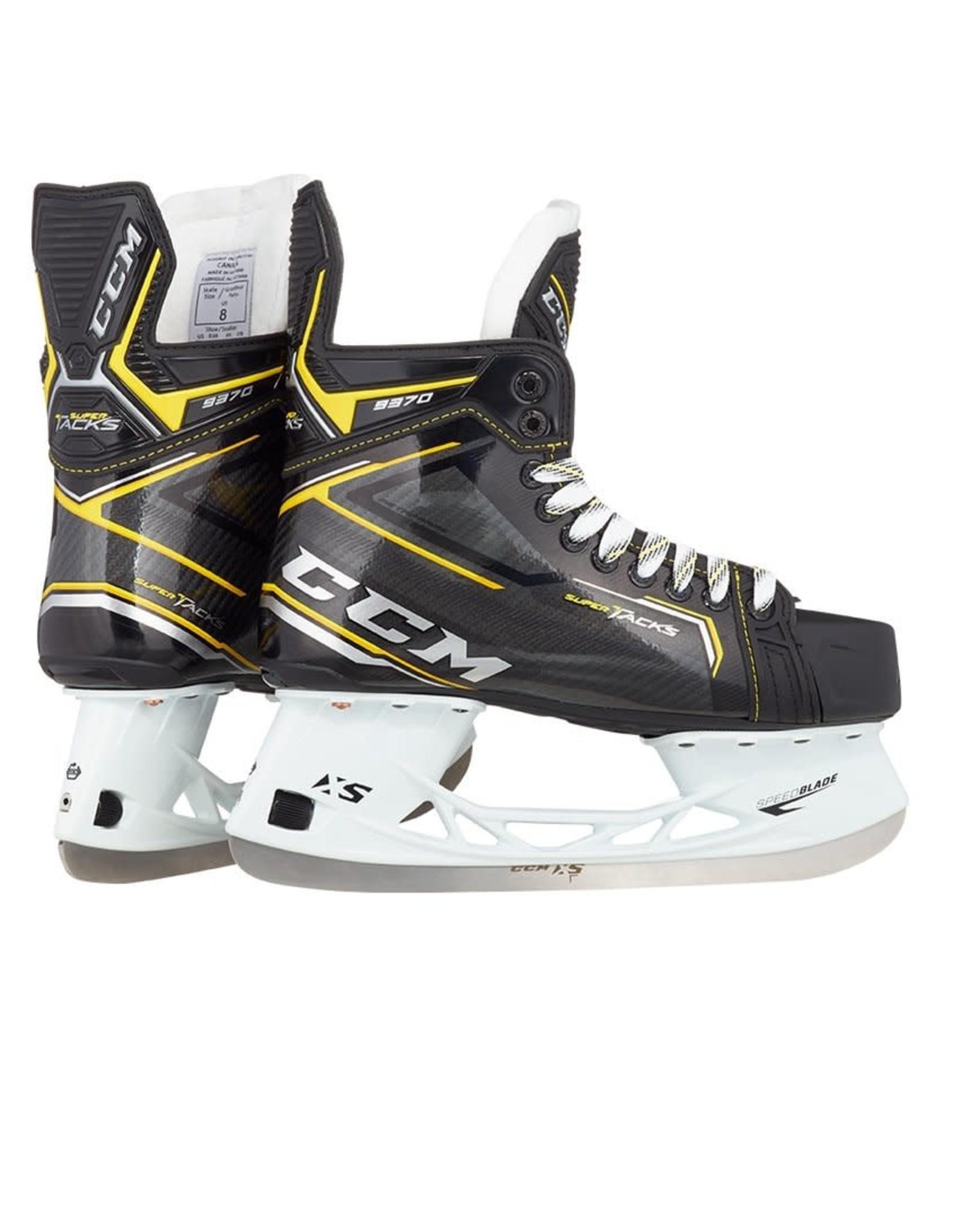 CCM Super Tacks 9370, Junior Hockey Skate