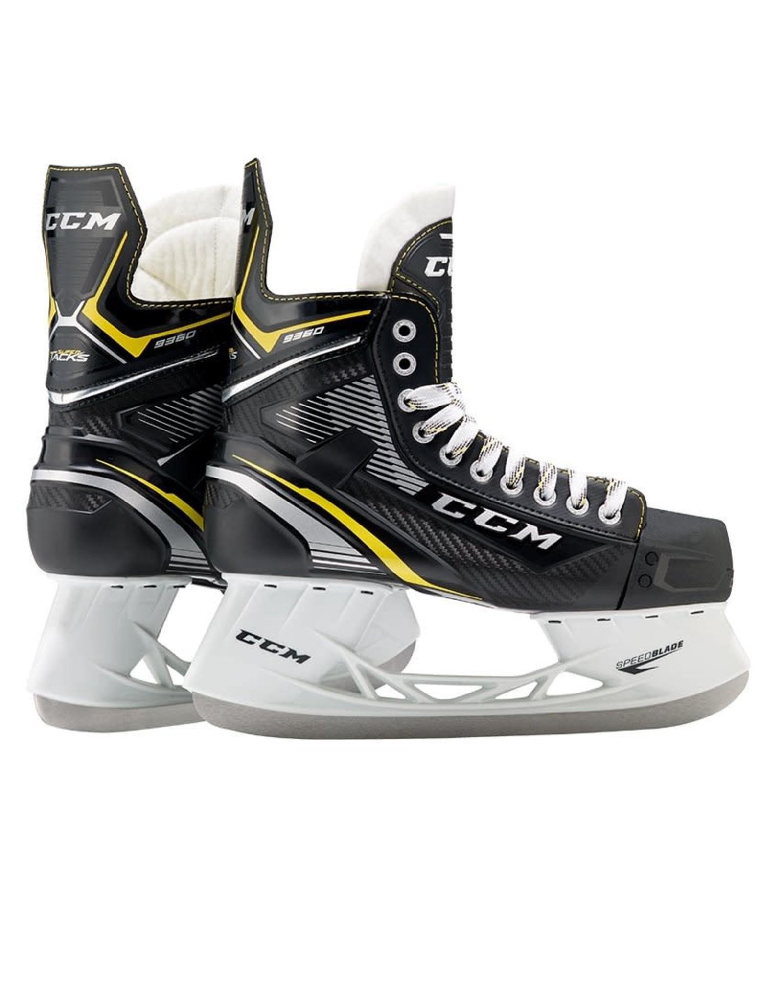CCM Super Tacks 9360, Senior Hockey Skate