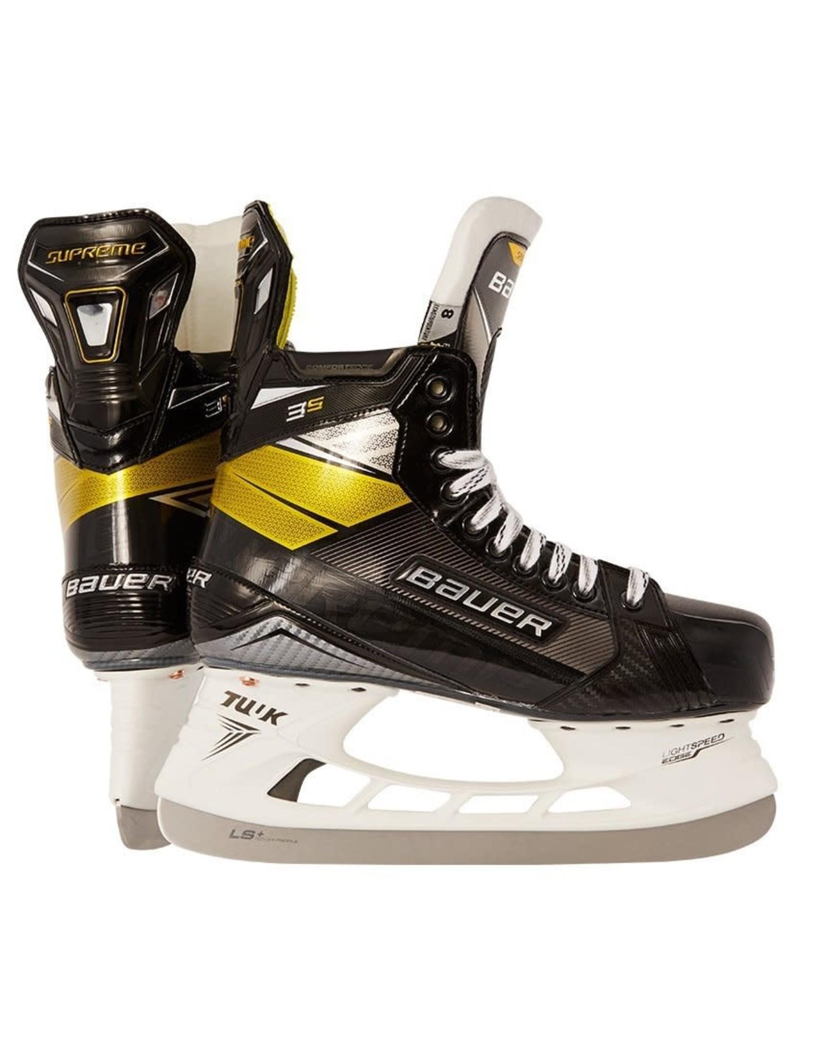BAUER Supreme 3S, Intermediate Hockey Skate