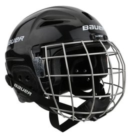 BAUER Lil Sport, Youth, Hockey Helmet with Cage
