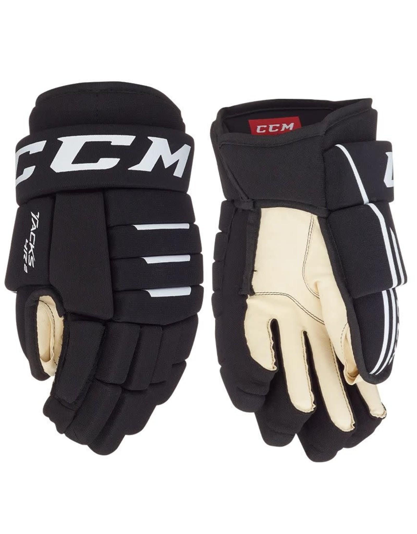 CCM Tacks 4 Roll 2, Junior Hockey Gloves