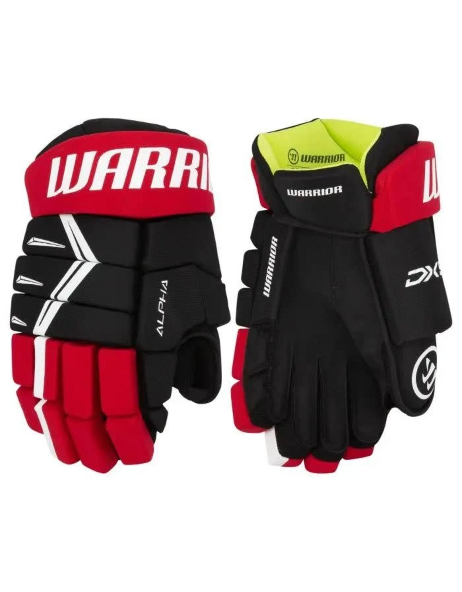 WARRIOR Alpha DX5, Senior, Hockey Gloves