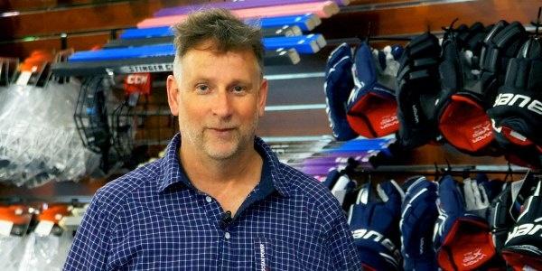 Burton Geikie, Owner @ StratosphereSports