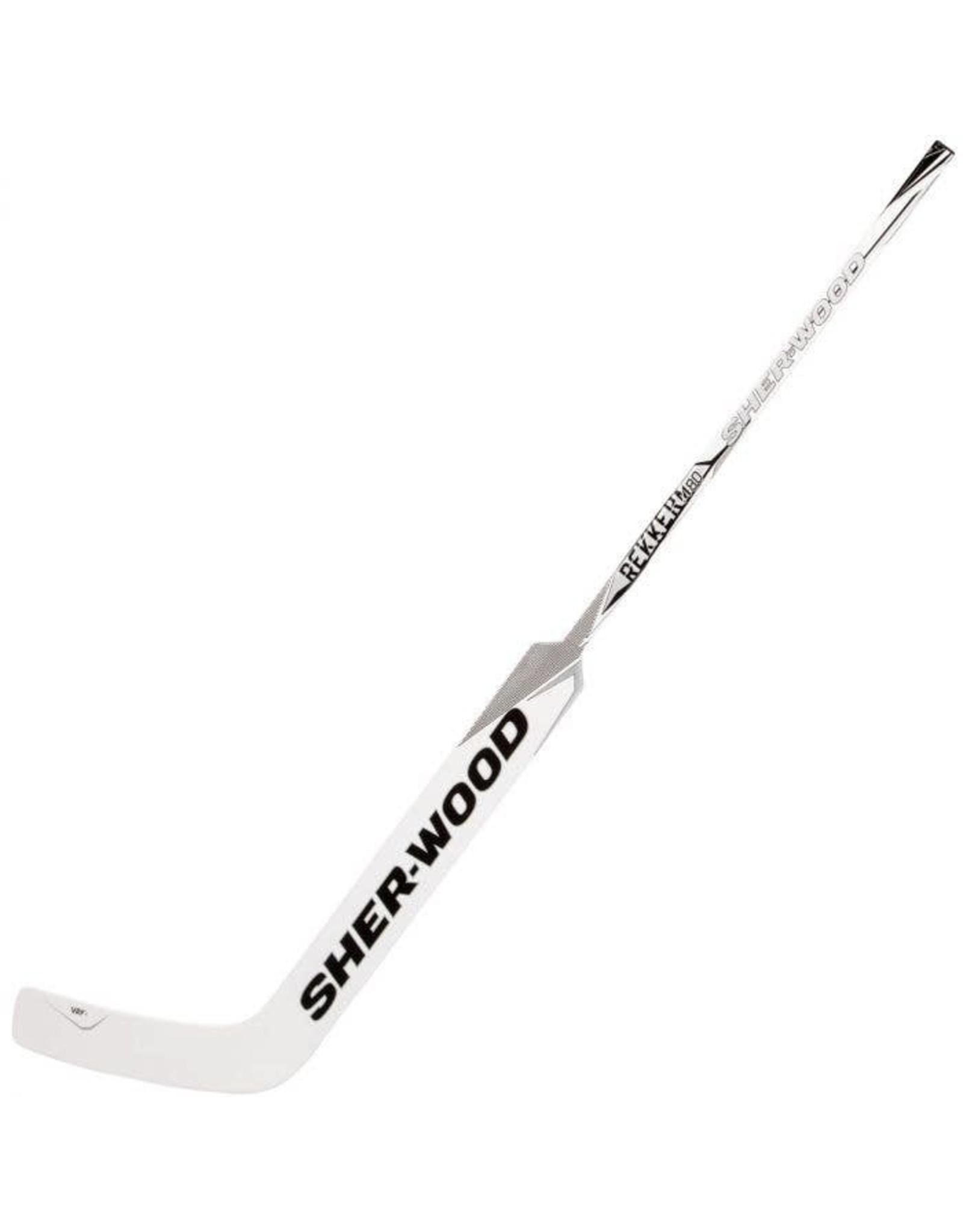 SHER-WOOD Rekker M80, Intermediate, Goalie Stick