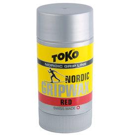 TOKO Nordic GripWax Red, 25g