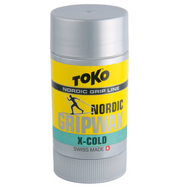 TOKO Nordic Grip Wax X-Cold, 25g