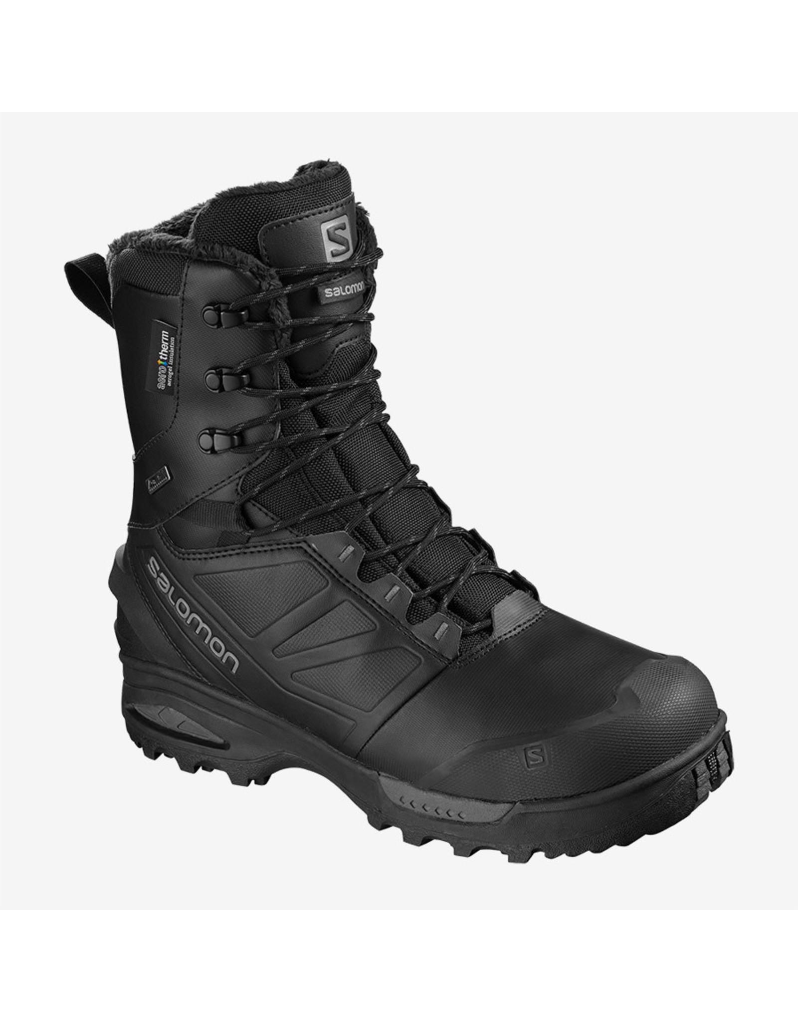 Toundra Pro, Men's Winter Boots - Black