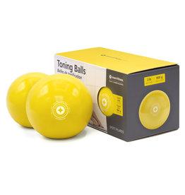 MERRITHEW Ball - Toning Ball™ 2 - pack  -   2lbs